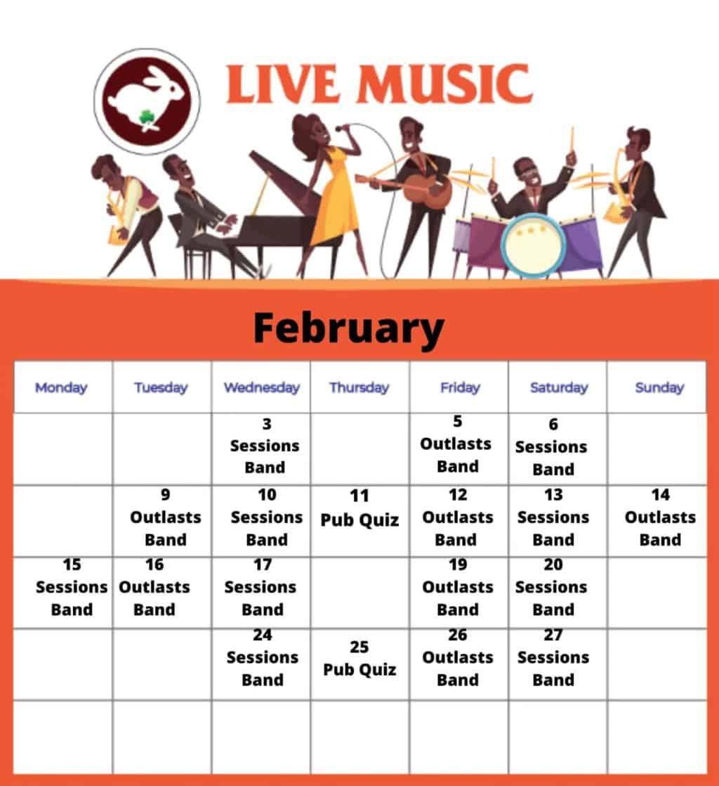 Live Music Phu Quoc February 2021